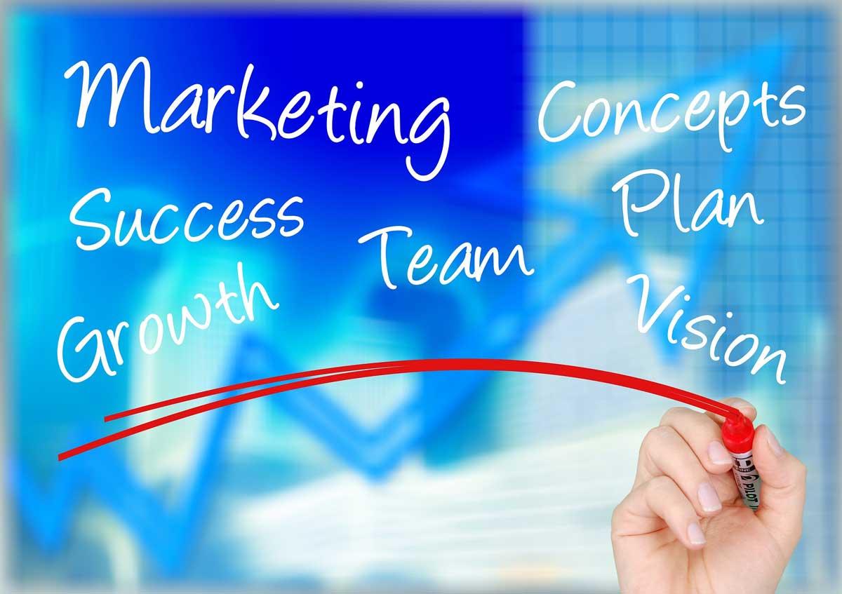Infografika: Marketingový mix a jeho prvky