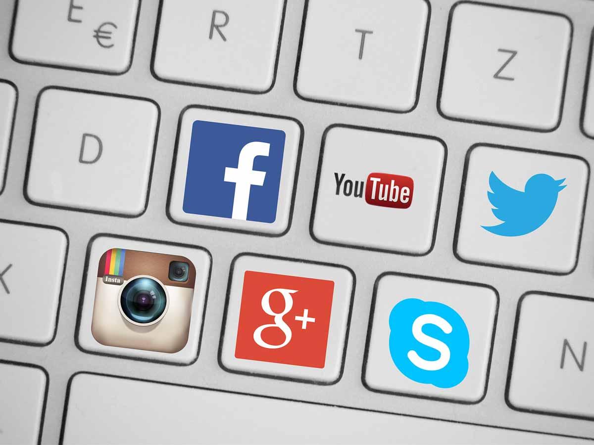 Infografika: Sociální sítě pro fotky