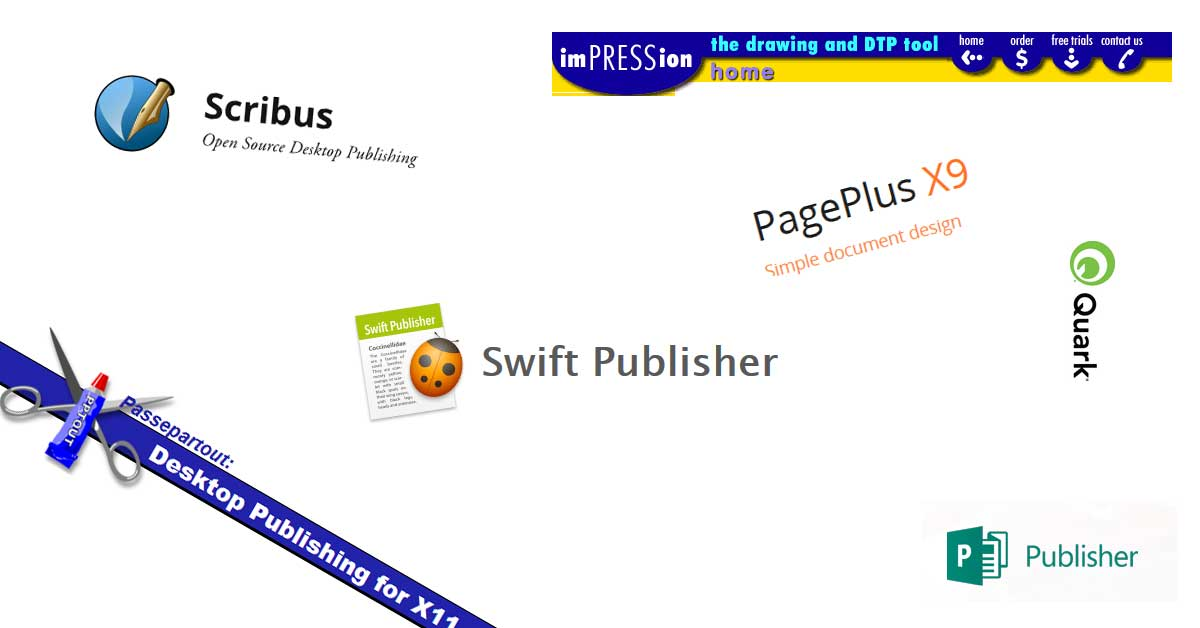 Kde hledat alternativy Adobe InDesign?