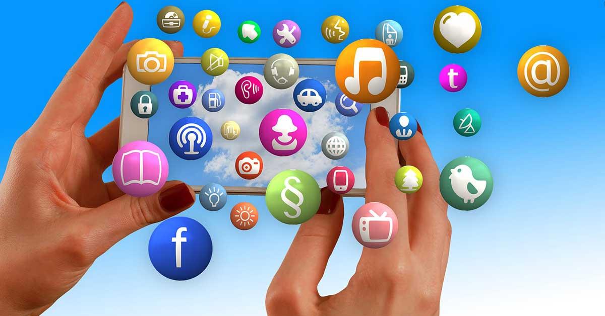 Velký přehled sociálních sítí: Méně známé na scénu