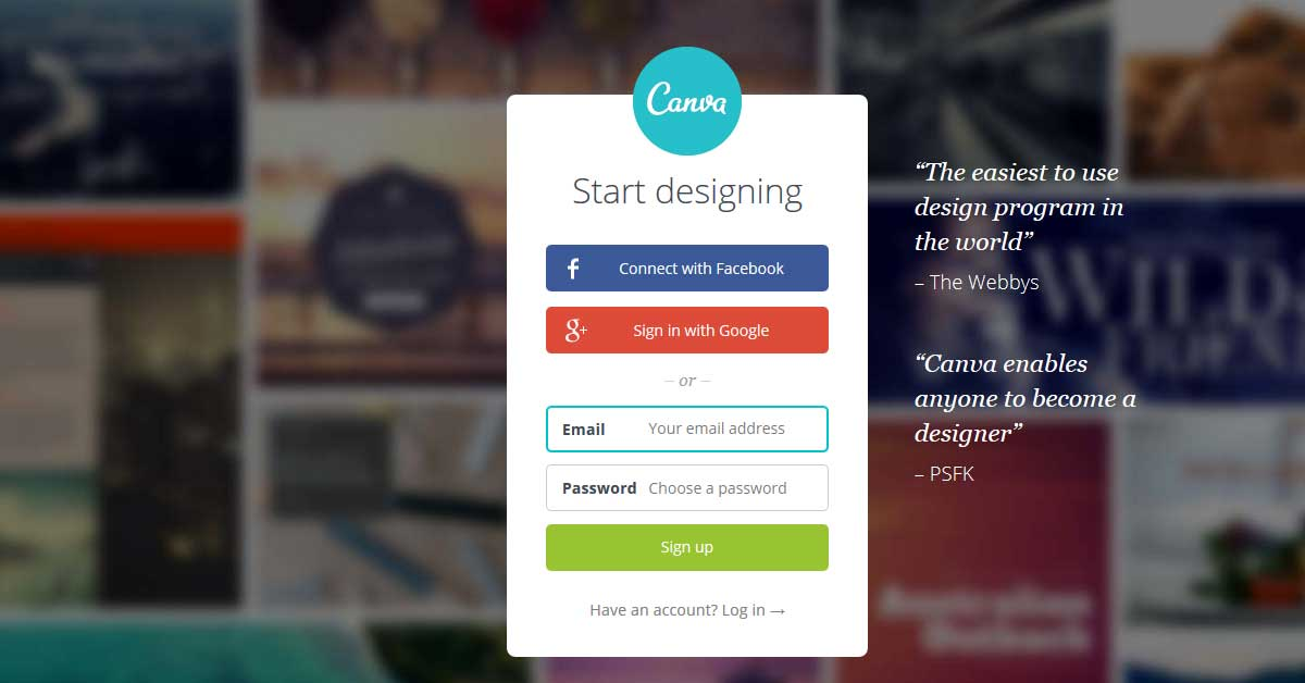 Tip #30: Canva – grafika online