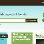 tisk webovek online