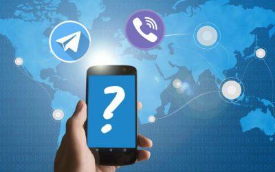 Telegram versus Viber: Který messenger má navrch?